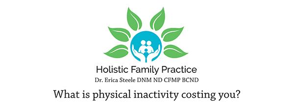 What is physical inactivity costing you BCND