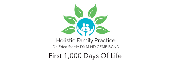 The first 1,000 days of life are key to the health of a baby