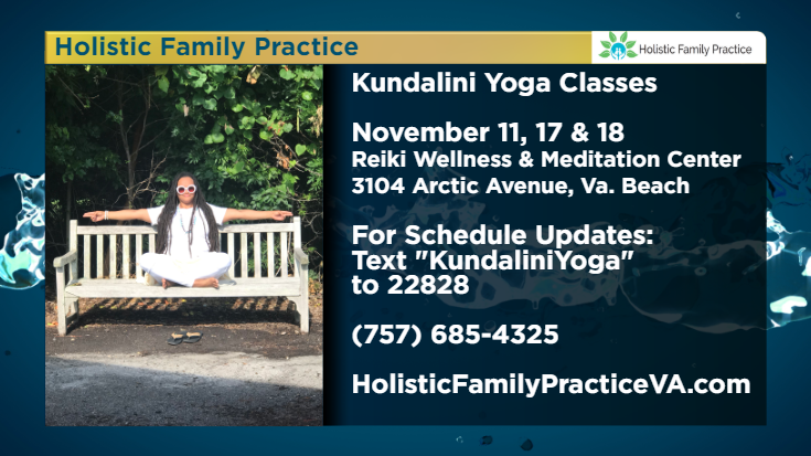 Kundalini Yoga Class: Breaking the family ties