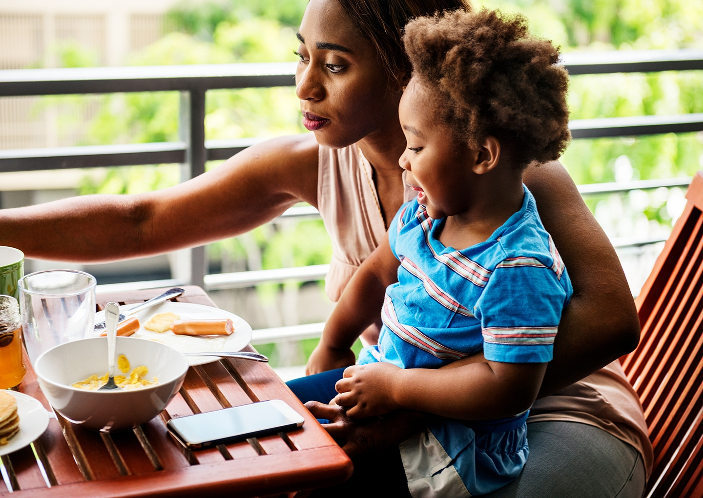 A busy moms guide to scheduling a healthy life