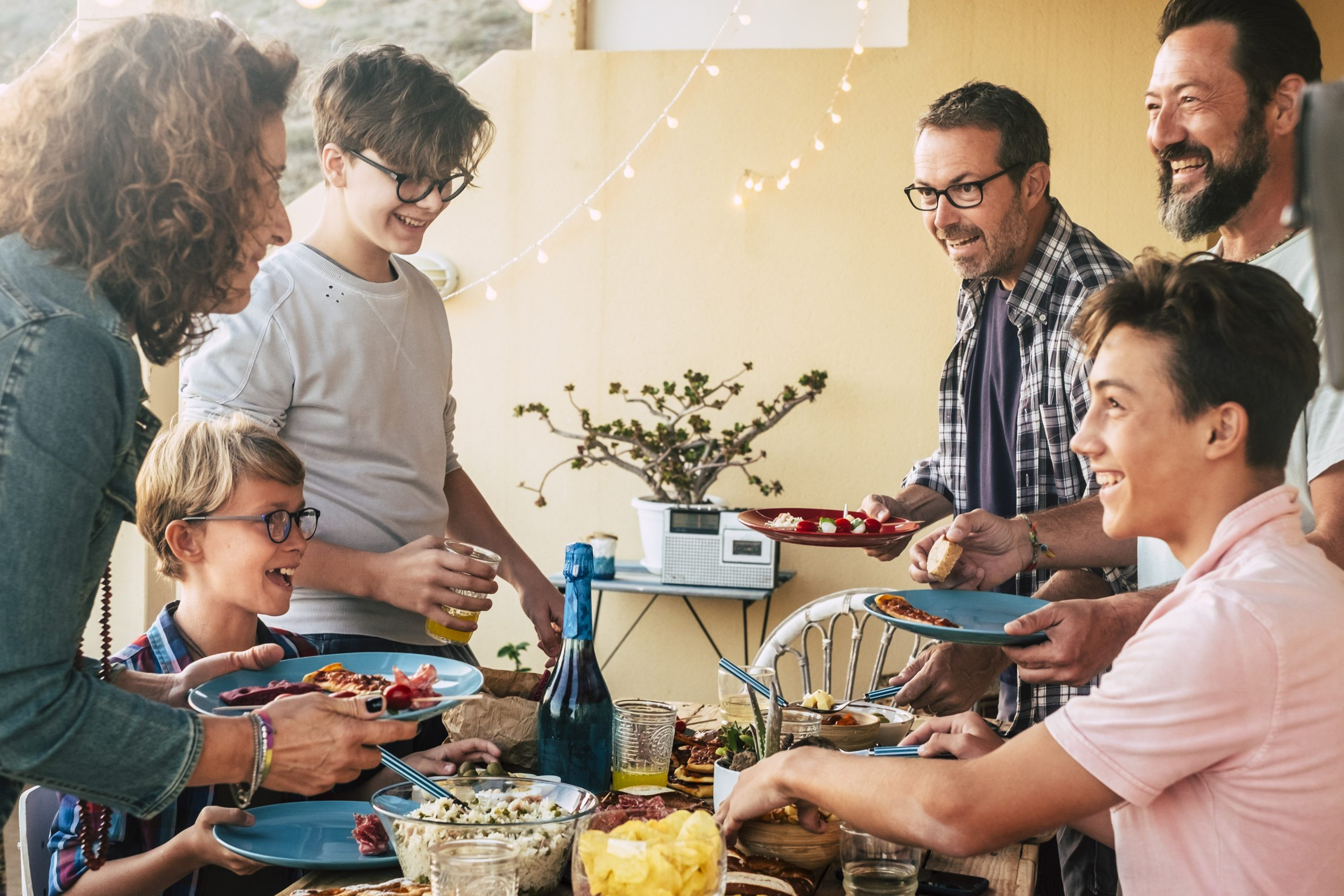 A Foolproof Formula for Increasing Family Harmony