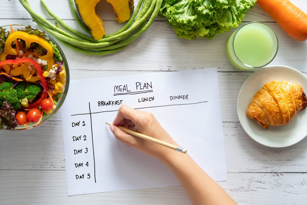 habits to help lose weight
